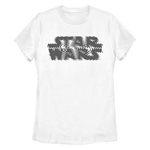 Junior's Star Wars Swirl Missy Crew Tee