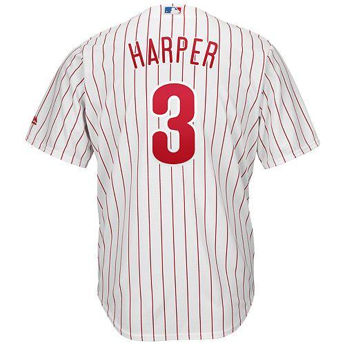 Men's Philadelphia Phillies Harper Jersey