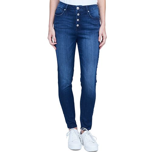 Women's Seven7 Ultra High Rise Skinny Ankle Jeans