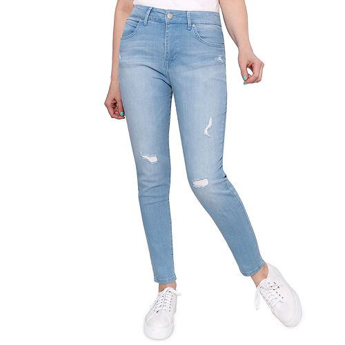 Women's Seven7 Ultra High-Rise Sculpted Skinny Jeans