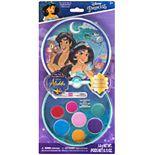 Disney's Aladdin & Jasmine Girls Lip Gloss & Mirror Compact