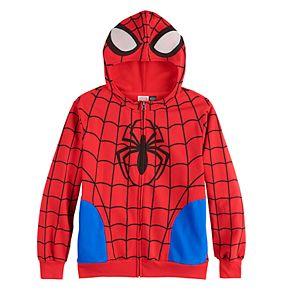 Boys 6-20 Marvel Spider-Man Costume Hoodie