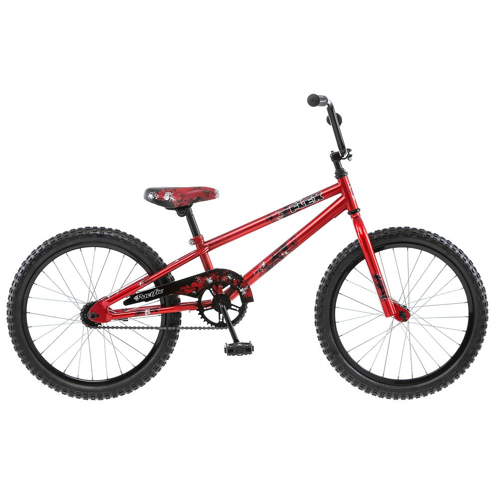 "Pacific Cycle Boys' 20"" Flex Sidewalk Bike"