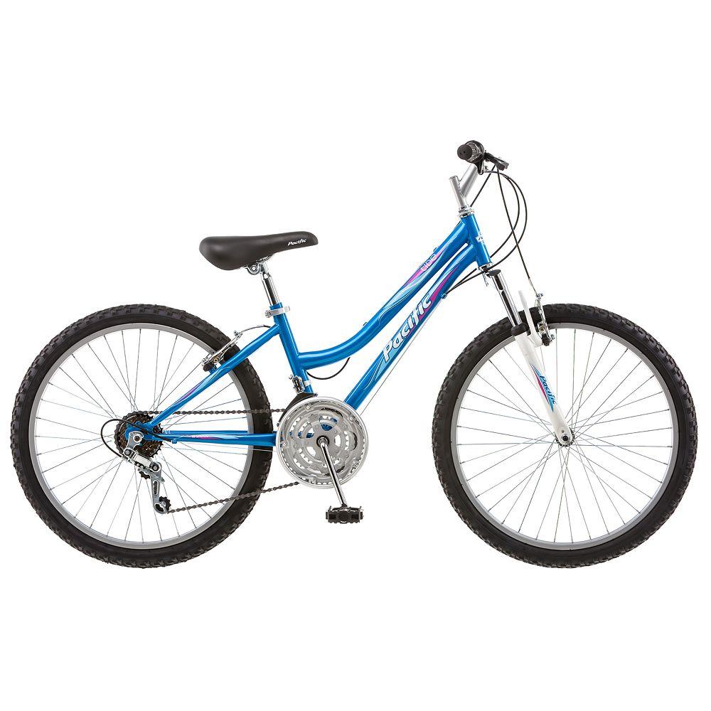 """Pacific Cycle Girls' 24"""" Mountain Bike"""