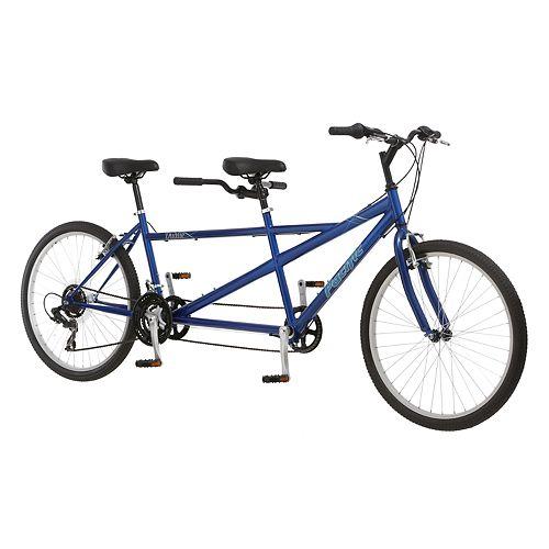 "Pacific Cycle 26"" Dualie Tandem Bike"