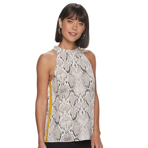 Womens' Apt. 9® High-Neck Swing Top