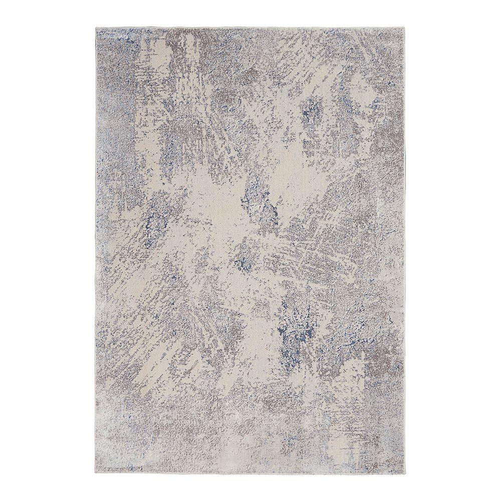 Nourison Sleek Textures Skyler Rug