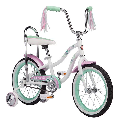 Schwinn Girls SmartStart Jasmine Polo Sidewalk Bicycle