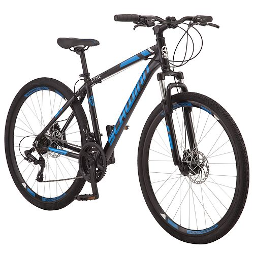 Schwinn Men's 700c Commuter GTX-2 Dual Sport Bicycle