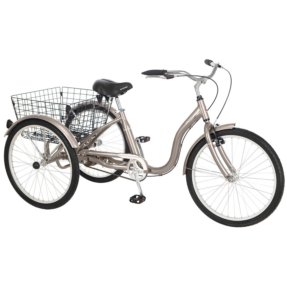 Schwinn 26-inch Meridian Adult Tricycle