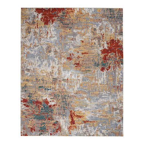 Nourison Artworks Soul Wool Blend Rug