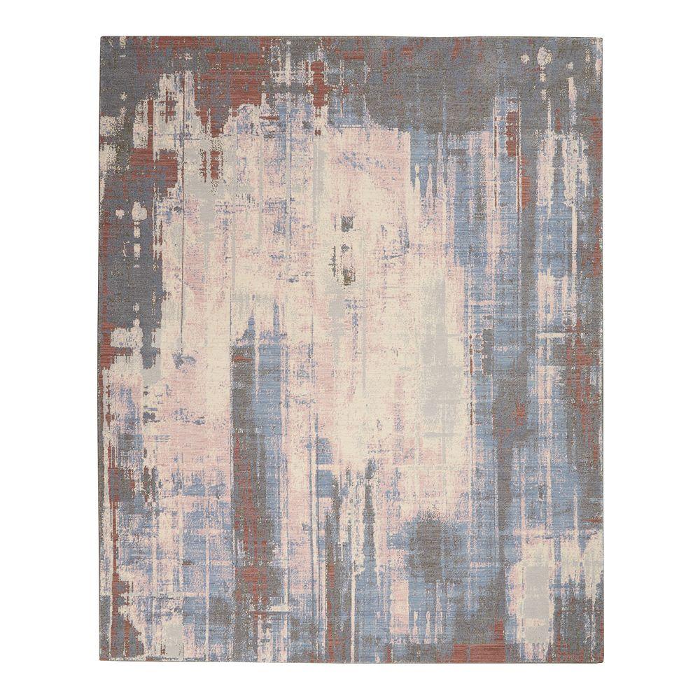 Nourison Artworks Beat Wool Blend Rug