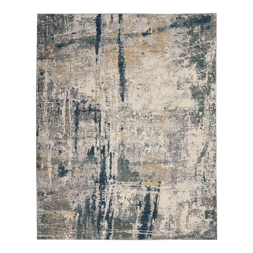 Nourison Artworks Dance Wool Blend Rug