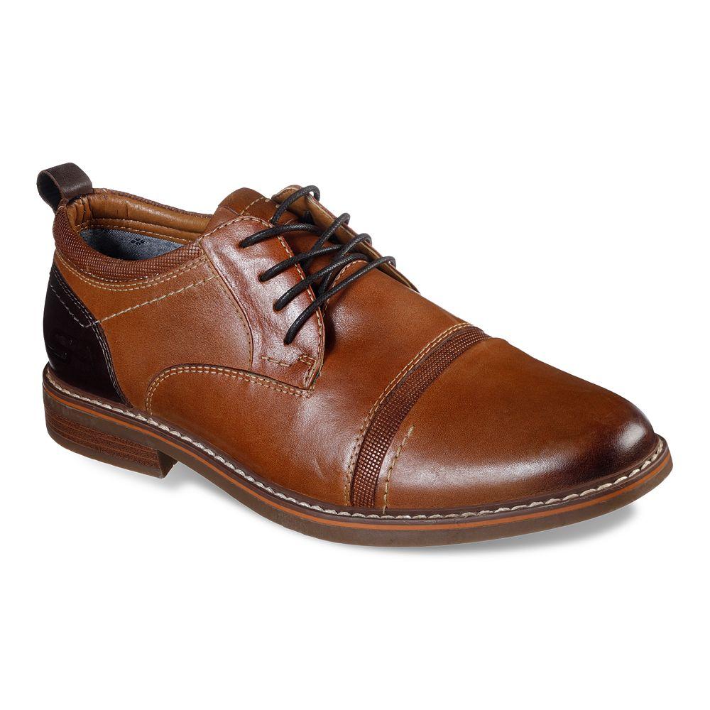 Skechers® Bregman Selone Men's Dress Shoes