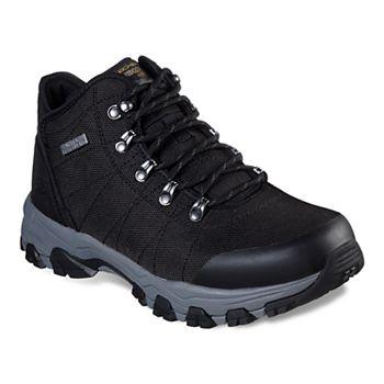Skechers Relaxed Fit Selmen Walder Men's Water Resistant Hiking Boots