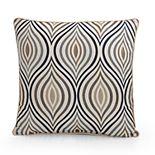 Tempo Products Grand Jupiter Indigo Toss Pillow
