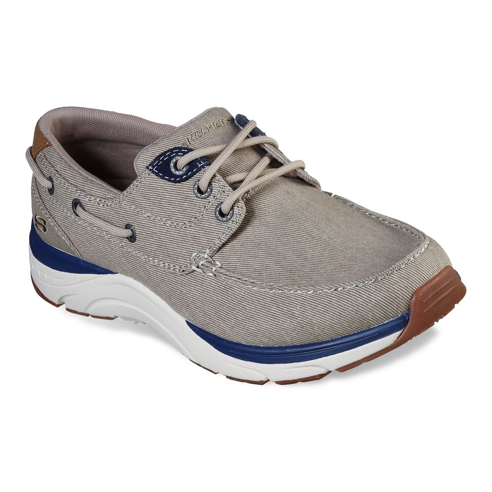 Skechers® Sentinal Hagman Men's Boat Shoes