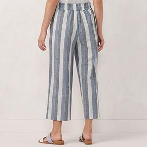 Women's LC Lauren Conrad Wide Leg Trouser