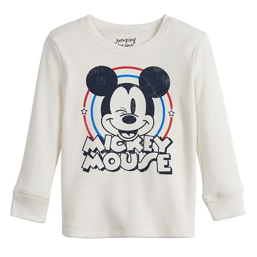 Baby Boy Disney's Mickey Mouse Winking Tee by Jumping Beans®