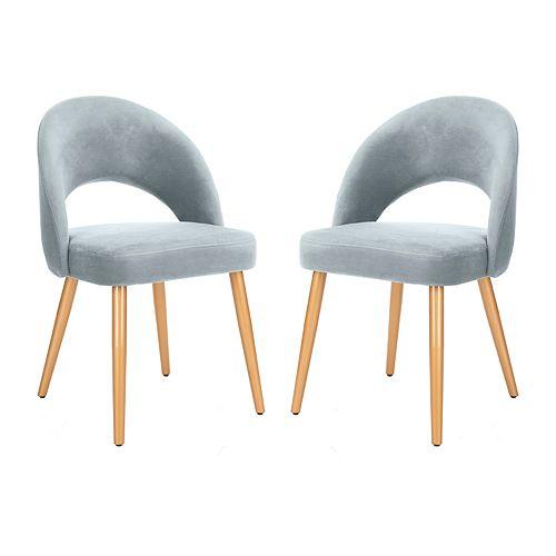 Safavieh Giani Retro Dining Chair 2-Piece Set