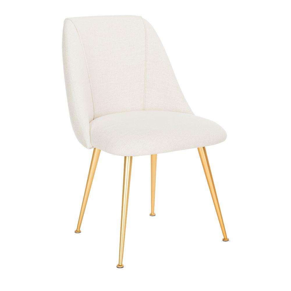 Safavieh Foster Linen Blend Dining Chair