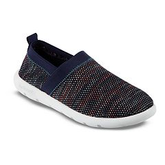 Zenz From isotoner Women's Sport Knit Everywear Slip-ons