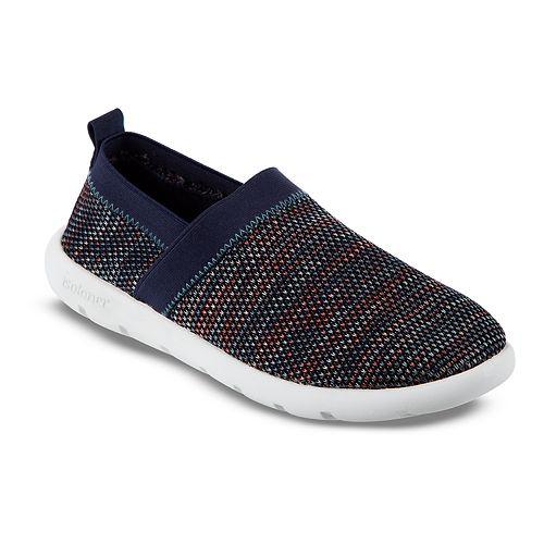 Zenz From isotoner Women's Sport Knit Everywear Slip-ons