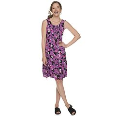 9344e9cd4bf6 Women's Croft & Barrow® Pintuck Tank Dress