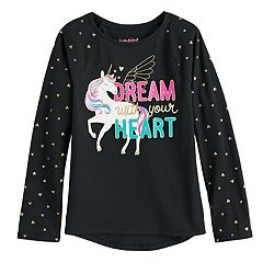 1a4f46250590c Tops for Girls, Girls Shirts | Kohl's