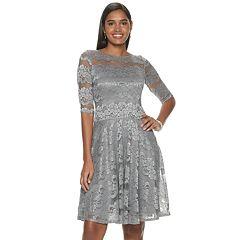 Womens Grey Wedding Guest Dresses Clothing Kohl S