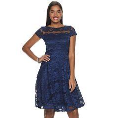 Womens Blue Wedding Guest Dresses Clothing Kohl S