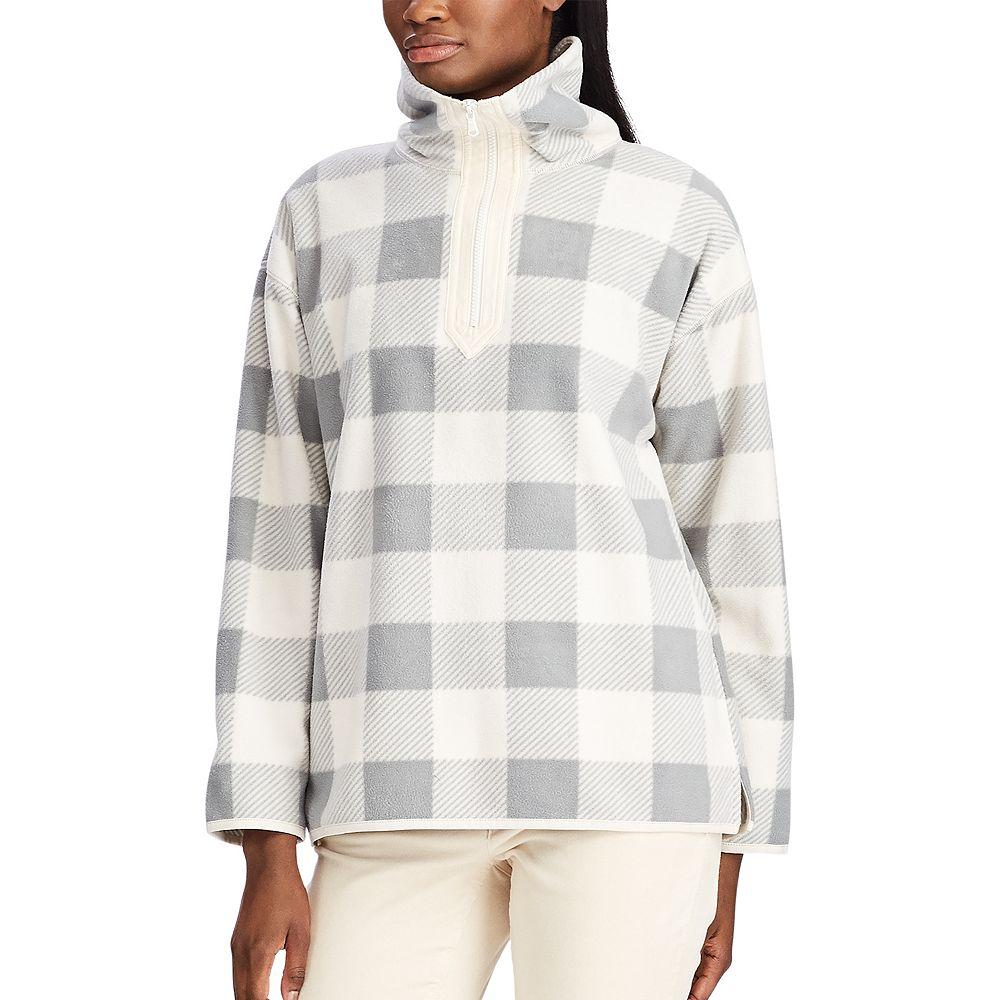 Women's Chaps 1/4-Zip Fleece Sweatshirt