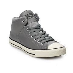 0cc9d7ffc6b Men s Converse Chuck Taylor All Star High Street Leather Sneakers
