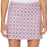 Women's Grand Slam Kaleidoscope Print Skort