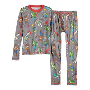 Boys 4-14 Cuddl Duds® Disney / Pixar Toy Story 4 Base Layer Set