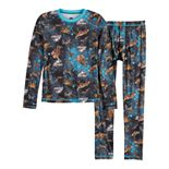 Boys 4-14 Cuddl Duds® Jurassic World Base Layer Set