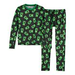 Boys 4-18 Cuddl Duds® Minecraft Base Layer Set