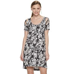 Women's Rock & Republic Cut Out Raglan Dress