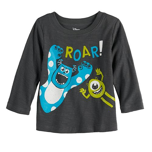 Disney / Pixar Monsters University Baby Boy Graphic Tee by Jumping Beans®