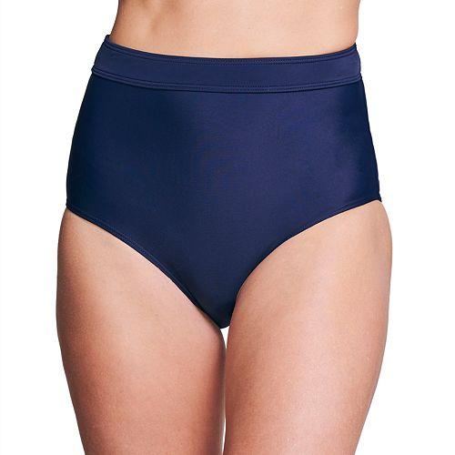 cdd14688a89f7 Women's Mazu Swim Tummy Slimmer High-Waist Swim Briefs