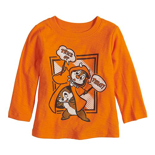 Baby Boy Jumping Beans® Long-Sleeve Graphic Tee