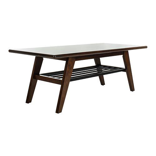 Safavieh Seth 2-Tier Coffee Table