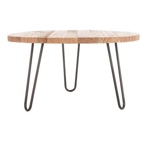 Safavieh Dale Free Edge Coffee Table