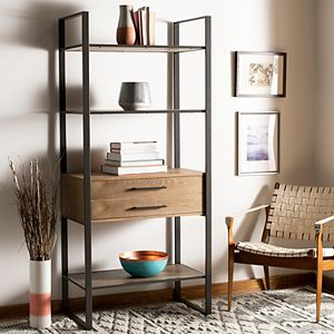 Safavieh Skylar 4-Tier With 1-Drawer Etagere