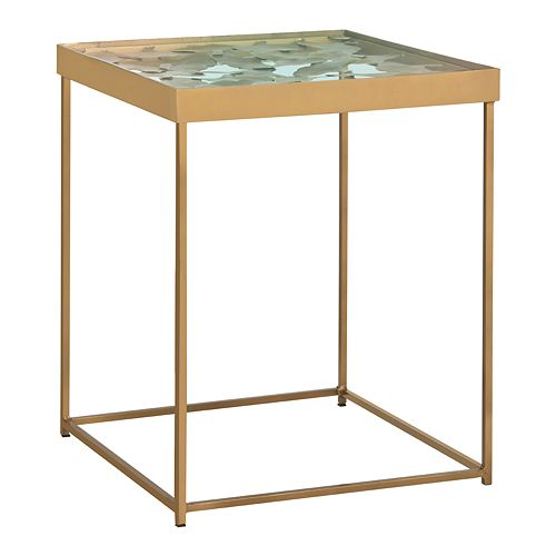 Safavieh Lilian Leaf Side Table