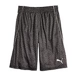 Boys Puma Performance Shorts - Black