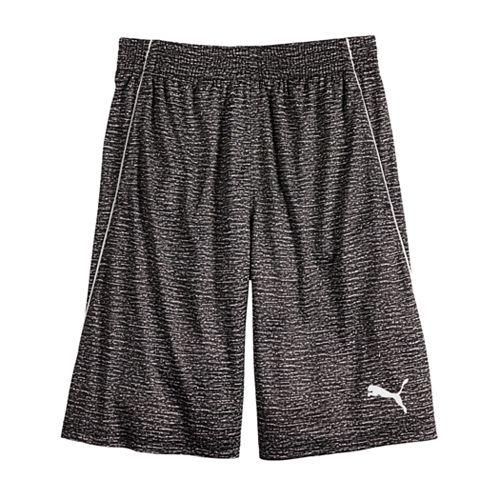 Boys 7-16 Puma Performance Shorts - Black