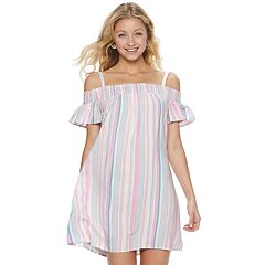 6b541b4ff21 Junior s Candie s® Embroidered Marilyn Dress