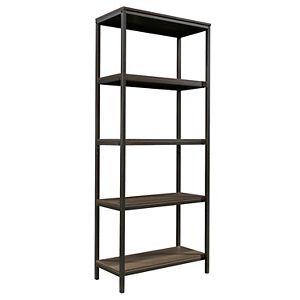 Sauder North Avenue Tall 4-Shelf Bookcase
