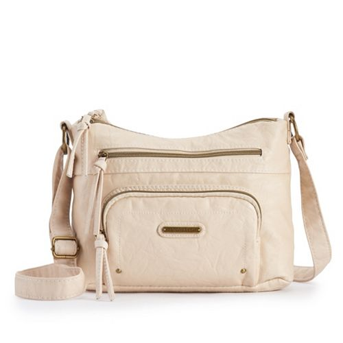 Stone & Co. Smokey Mountain Crossbody Hobo Bag